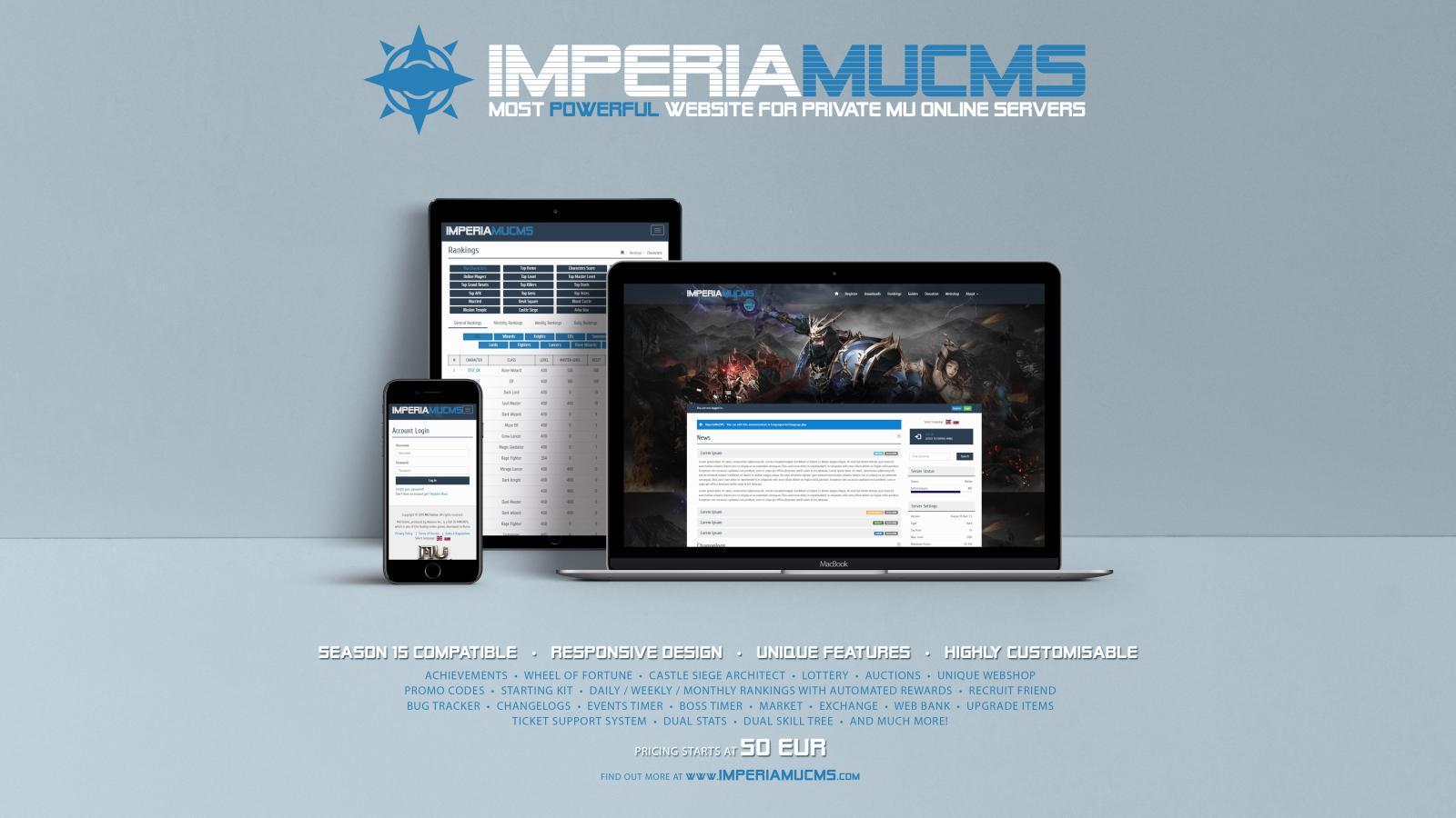 ImperiaMuCMS v2